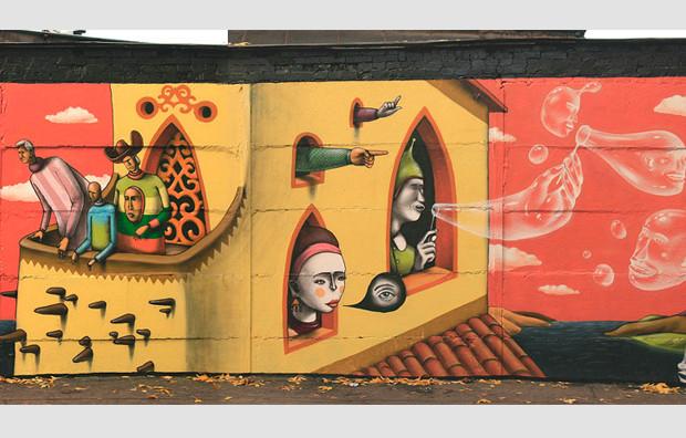 Скетчбук: Художник Waone из Киева рассказывает о своих избранных работах. Изображение № 9.