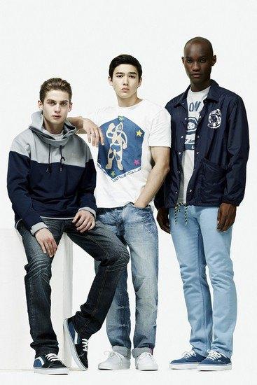 Марка Billionaire Boys Club опубликовала лукбук весенней коллекции одежды. Изображение № 3.