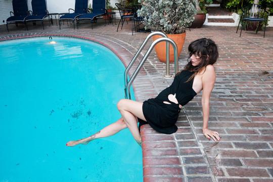 Актриса Пас де ла Уэрта снялась у Терри Ричардсона. Изображение № 7.
