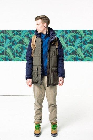 Марка Adidas Originals опубликовала осенний лукбук. Изображение № 2.