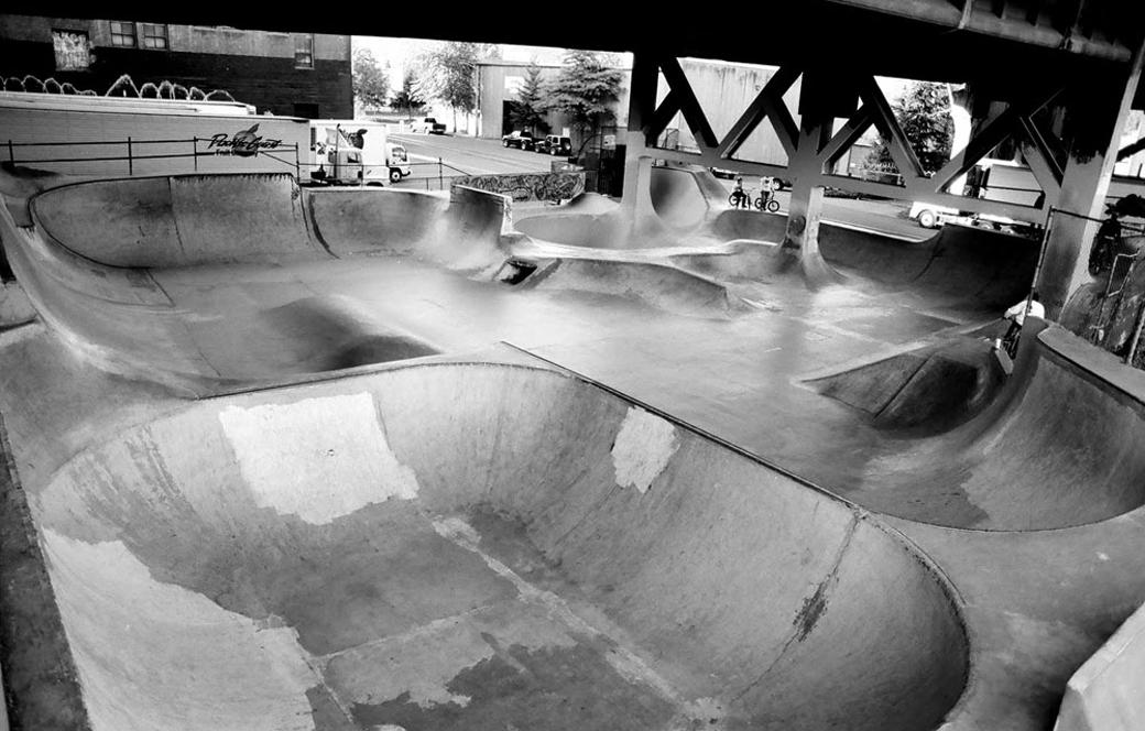 Скейт-парки с точки зрения архитектуры: 7 особенностей строения. Изображение № 4.