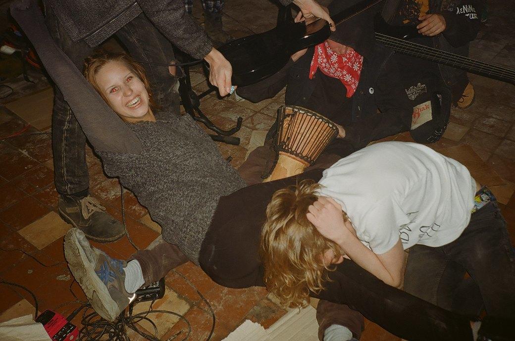 Фоторепортаж: Боровик Ералаш и The Cold Dicks на фестивале «Переугар». Изображение № 16.