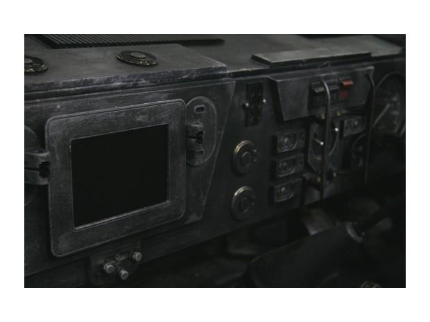 Англичанин превратил Land Rover в бронемобиль из игры Halo. Изображение № 9.