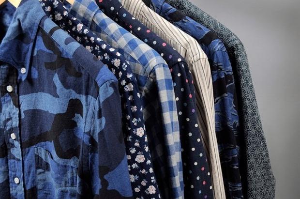 Марка Gitman Bros. представила новую коллекцию рубашек своей линейки Holiday. Изображение № 21.