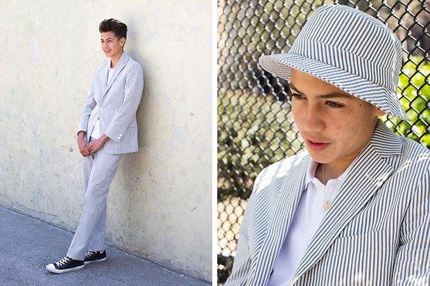 Марки Supreme и Brooks Brothers представили новую коллекцию одежды. Изображение № 1.