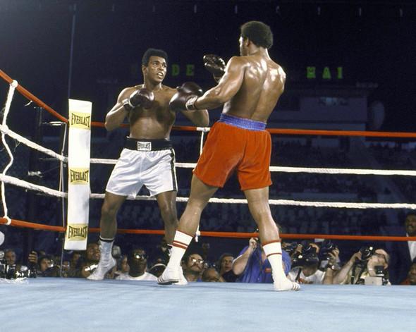 Бой: «Грохот в Джунглях» — Мохаммед Али против Джорджа Формана. Изображение № 5.