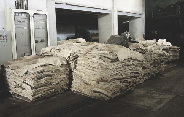 Репортаж с португальского завода по производству кожи. Изображение № 3.