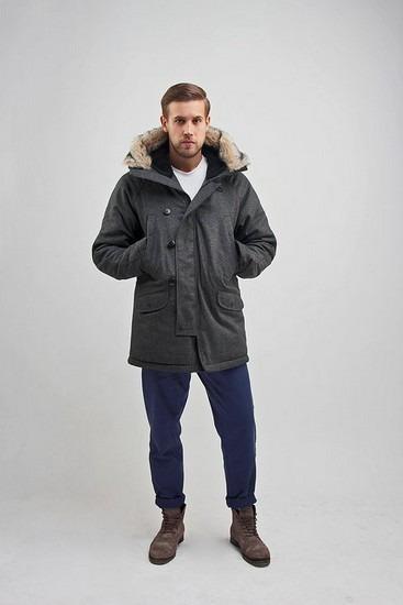 Петербургская марка Devo опубликовала лукбук зимней коллекции одежды. Изображение № 2.
