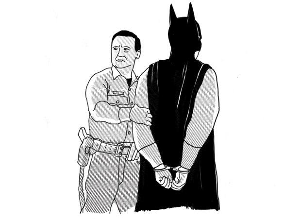 Неловкий момент: Самые глупые и странные преступления 2012 года. Изображение № 7.