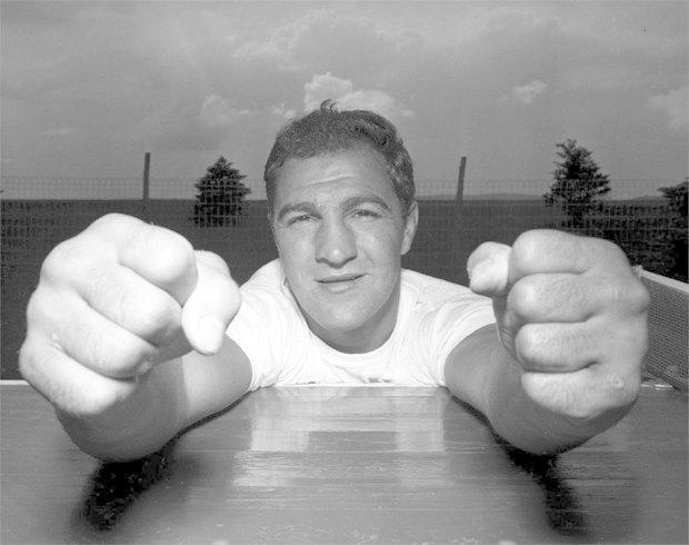 В США начались съёмки фильма о боксёре Рокки Марчиано. Изображение № 1.