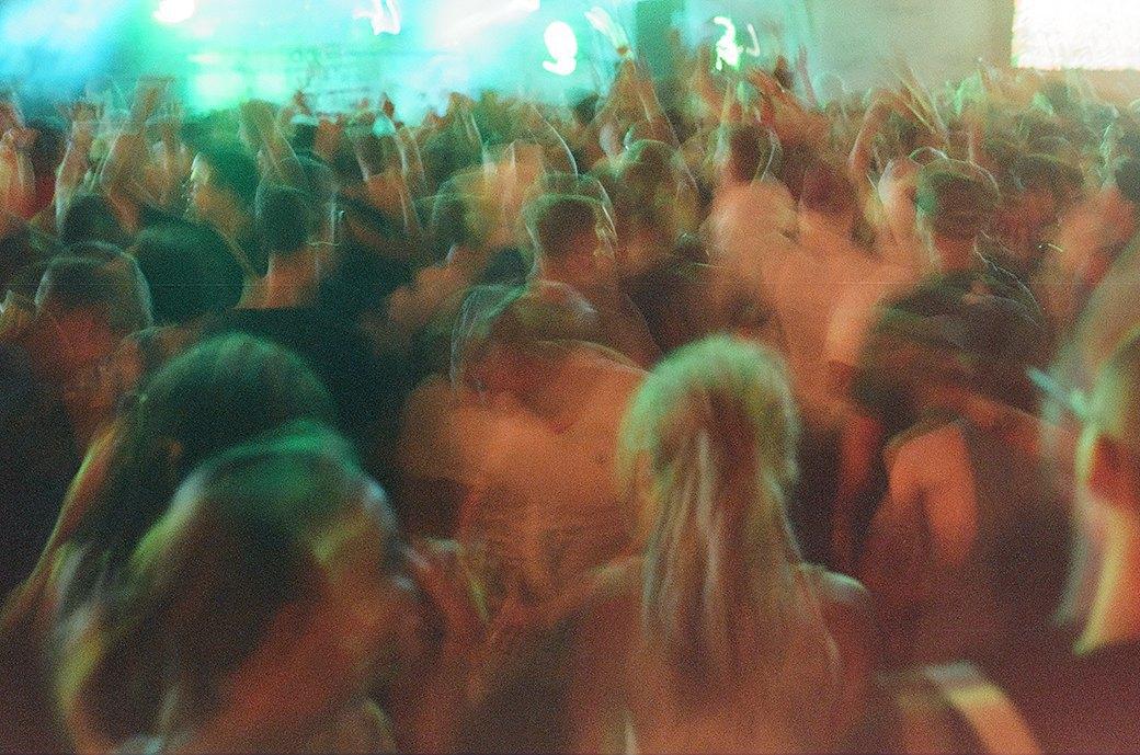 Фоторепортаж с фестиваля Faces & Laces в парке Горького. Изображение № 36.