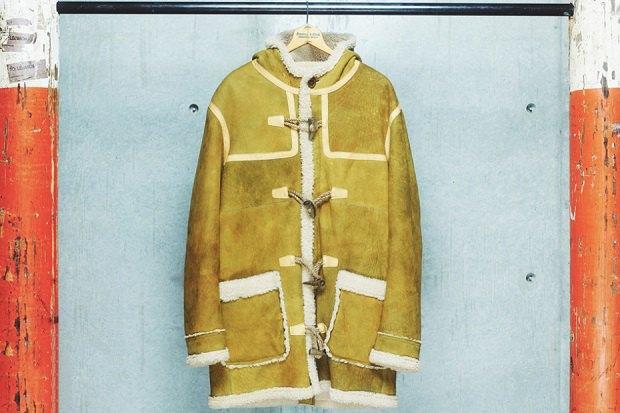 Марка Visvim анонсировала новую коллекцию одежды и обуви. Изображение № 4.
