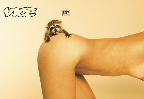 Жопы на обложках Vice. Изображение № 9.