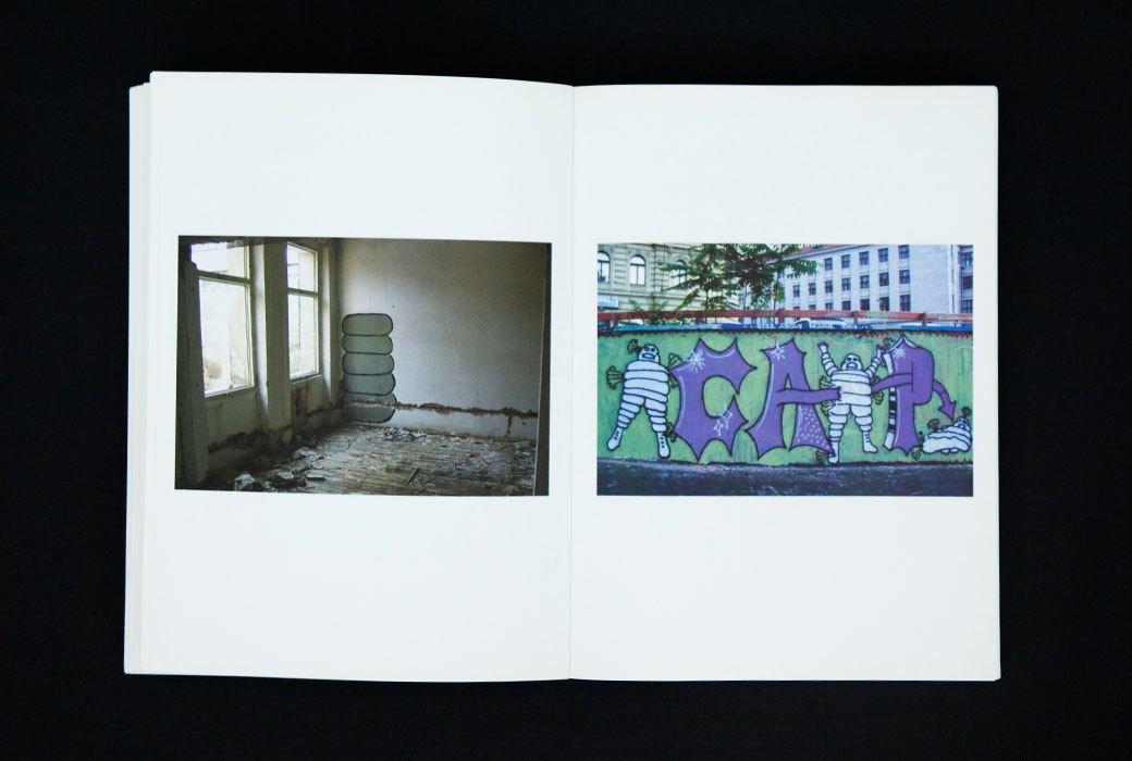 Библиотека мастерской: Книга граффити Crew Against People. Изображение № 5.