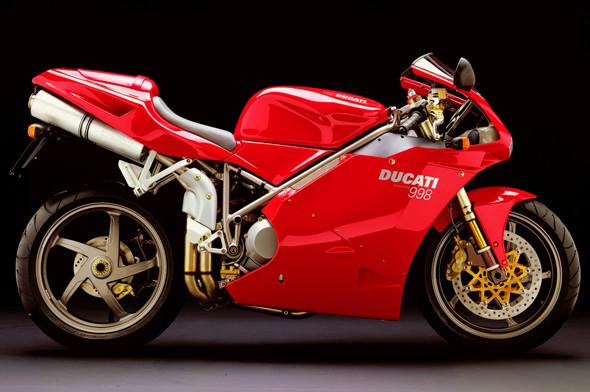 Новый супербайк Ducati Panigale и история его предшественников. Изображение № 6.