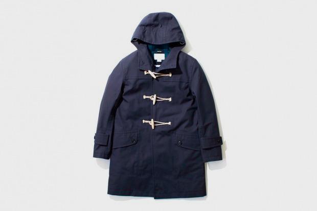 Японская марка Nanamica выпустила осеннюю коллекцию одежды. Изображение № 7.