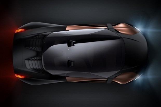Peugeot анонсировал выпуск гибридного суперкара Onyx. Изображение № 10.