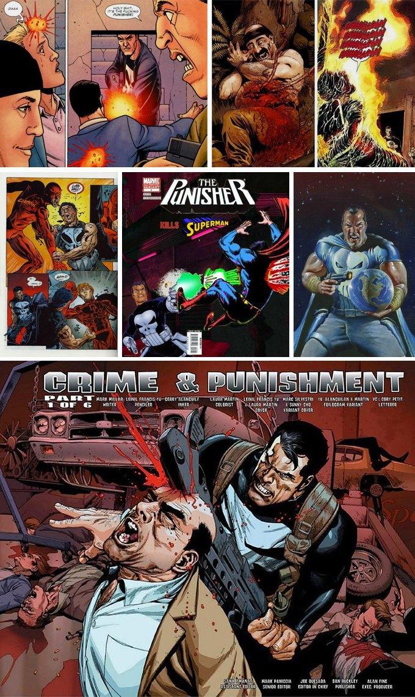 10 жестоких персонажей комиксов, о которых не доложили Роскомнадзору. Изображение № 1.