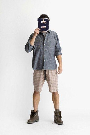 Марка Billionaire Boys Club опубликовала лукбук весенней коллекции одежды своей линейки Bee Line. Изображение № 17.