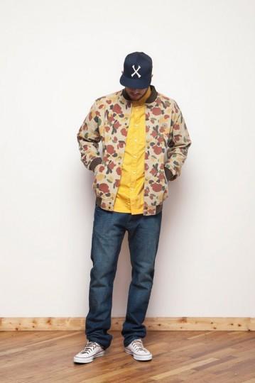 Американская марка 10.Deep выпустила лукбук весенней коллекции одежды. Изображение № 7.