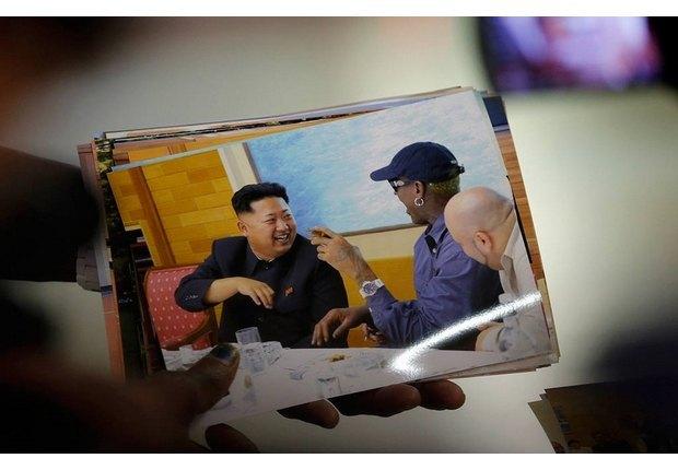Деннис Родман поделился фотографиями из КНДР. Изображение № 14.