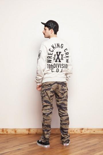 Американская марка 10.Deep выпустила лукбук весенней коллекции одежды. Изображение № 18.