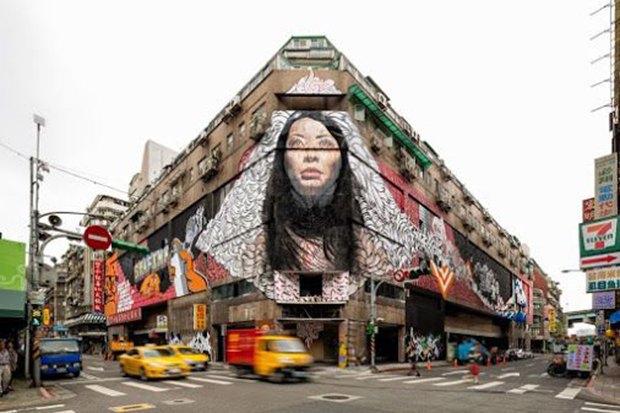 Google Street Art: Онлайн-музей граффити под открытым небом. Изображение № 42.