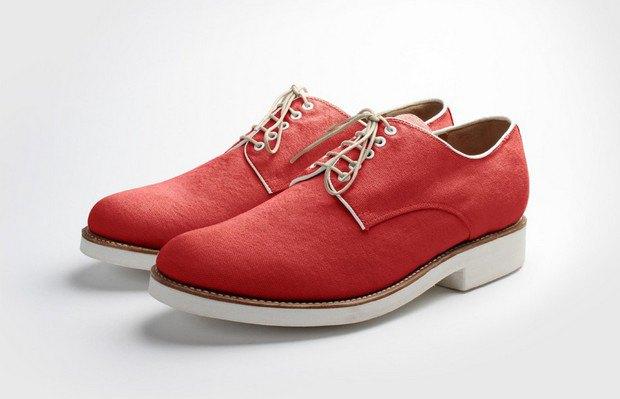Марка Grenson выпустила весеннюю коллекцию обуви. Изображение № 11.