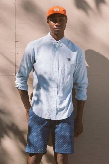 Марка Obey опубликовала лукбук весенней коллекции одежды. Изображение № 14.