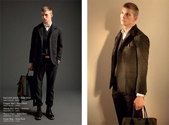 Лукбук Woolrich Woolen Mills F/W 2011-2012. Изображение № 2.
