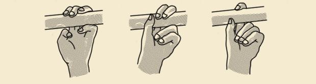 Как подтягиваться на одной руке. Изображение № 2.