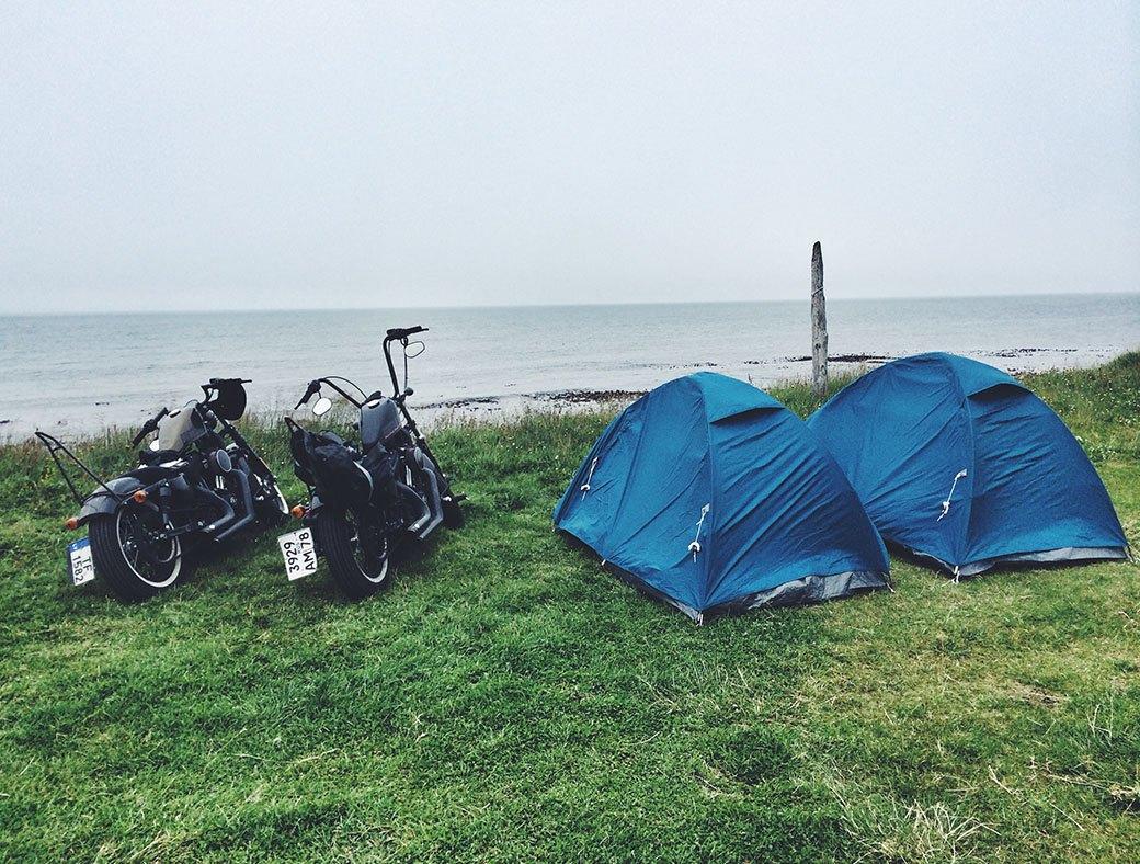 Как мы проехали всю Европу на мотоциклах, чтобы посёрфить у берегов Исландии. Изображение № 4.
