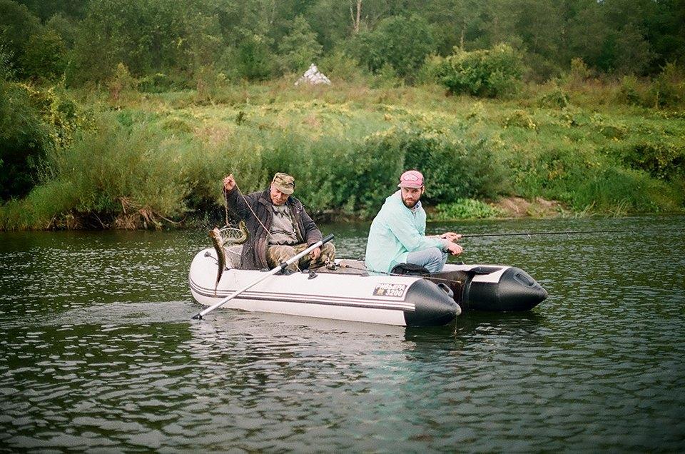 Фоторепортаж: Как редакторы FURFUR съездили на рыбалку. Изображение № 44.