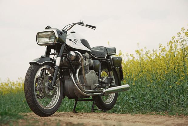 Сумасшедший гений: 10 самых странных и недооцененных мотоциклов. Изображение № 2.