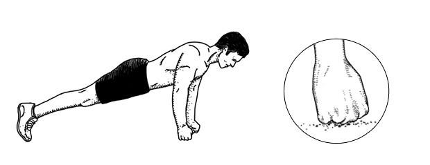 Ручная работа: Как и зачем набивать кулаки. Изображение №3.
