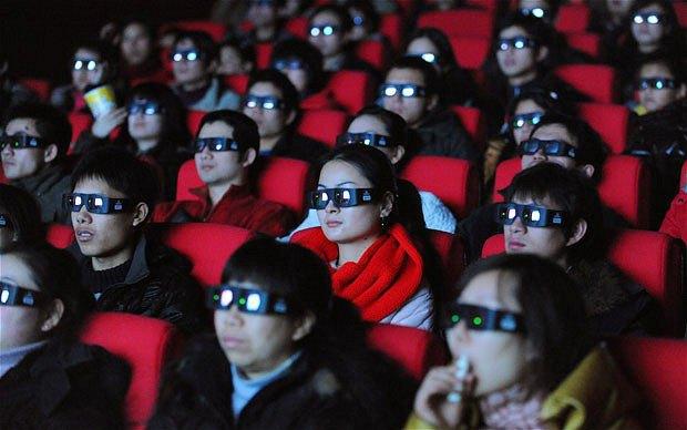 Кинотеатры Китая стали транслировать комментарии зрителей. Изображение № 1.
