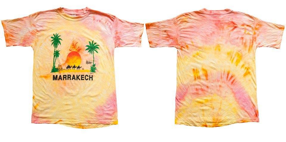 Как покрасить футболку техникой тай-дай. Изображение № 16.