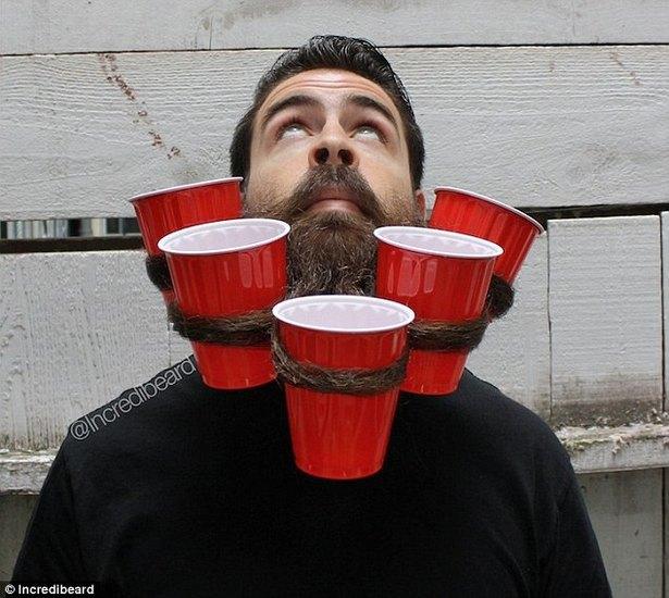 Американец с бородой невероятной формы покоряет блогосферу. Изображение № 12.