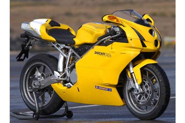 Новый супербайк Ducati Panigale и история его предшественников. Изображение № 11.