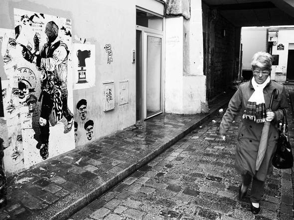 Новая работа уличного художника WK Interact. Изображение № 4.