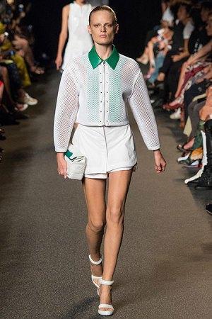 Александр Вэнг представил одежду, вдохновлённую дизайном сникеров. Изображение № 6.