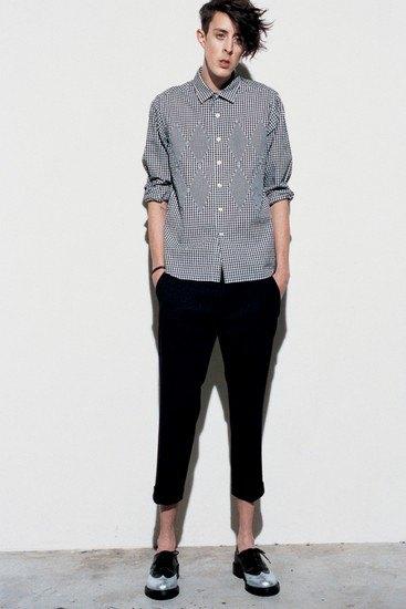 Марка Sophnet опубликовала лукбук весенней коллекции одежды. Изображение № 10.