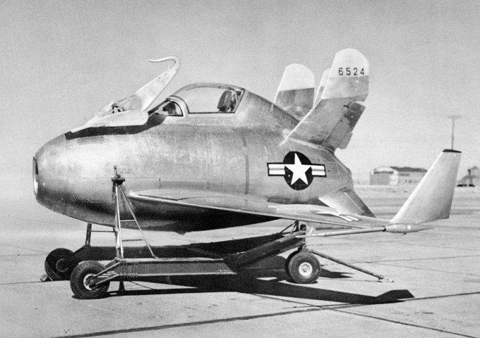XF-85 Goblin. Изображение № 10.