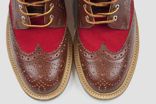 Коллекция обуви Марка МакНейри и магазина Standard. Изображение № 10.