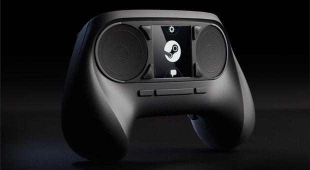 Valve анонсировали новый геймпад без стиков. Изображение № 1.
