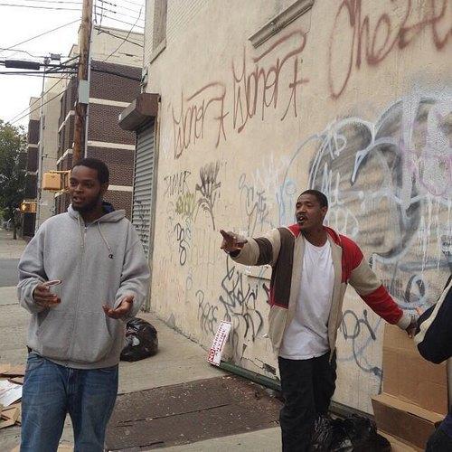 Жители Нью-Йорка собирают деньги за просмотр работы Бэнкси. Изображение № 2.