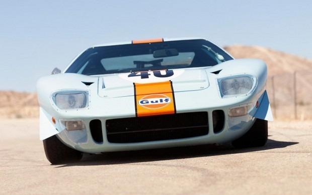 Спорткар Ford GT40 стал самым дорогим американским автомобилем. Изображение № 6.