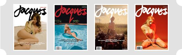 Изображение 4. Special Issue: Эротический журнал Jacques.. Изображение № 2.