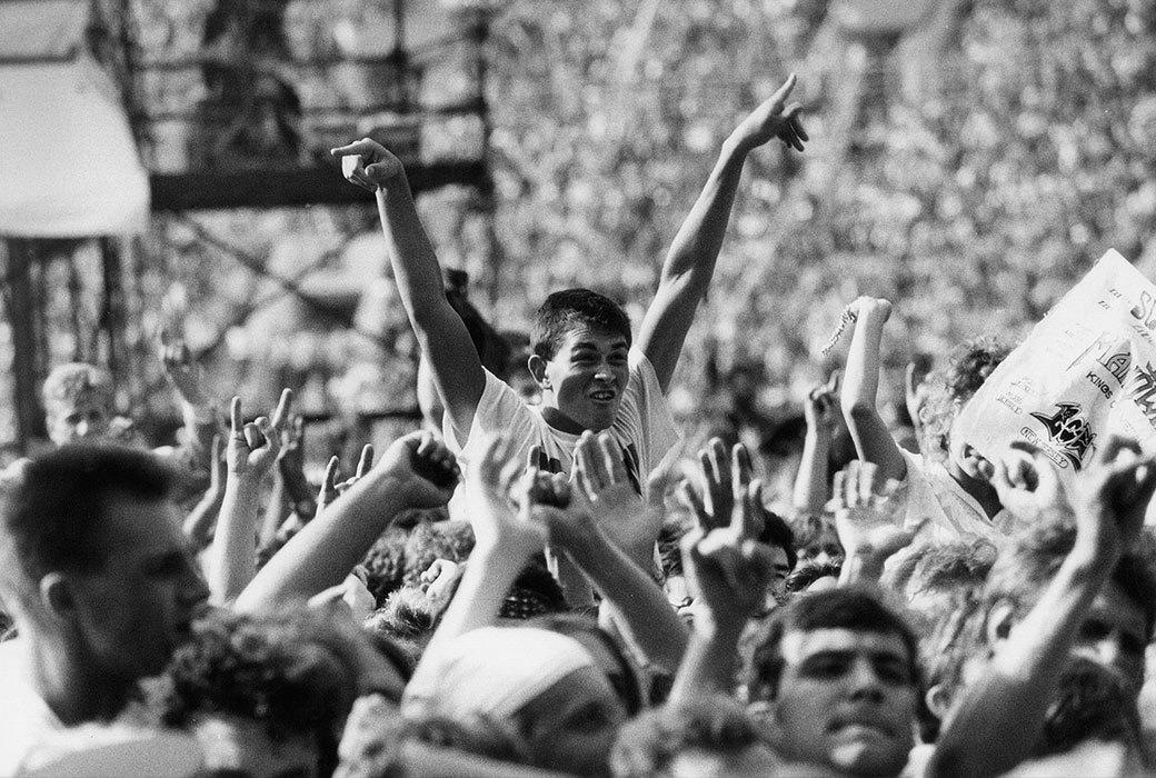 Дринч, шейвер и комса: Словарь советских неформалов 1980-х. Изображение № 3.