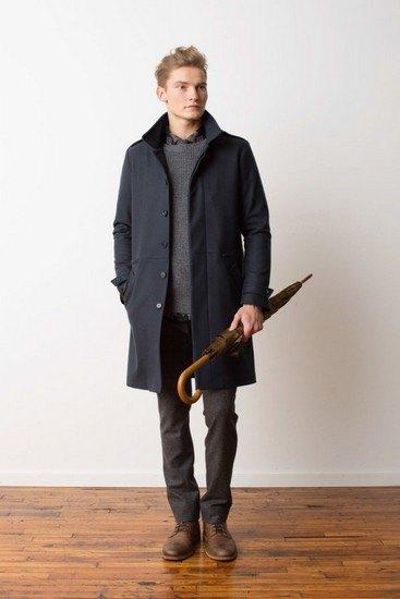 Марка Pendleton выпустила лукбук осенней коллекции одежды. Изображение № 17.